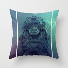 Apex-XIII: Mission I Throw Pillow