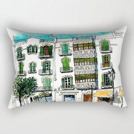 Ibiza - Vara de Rey Rectangular Pillow
