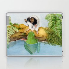 The mouse and the frog Laptop & iPad Skin