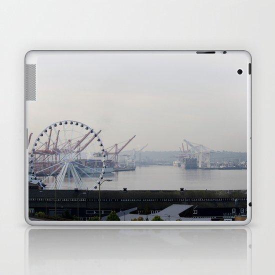 Seattle Love Laptop & iPad Skin