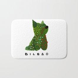 Puppy Guggenheim Bilbao Bath Mat