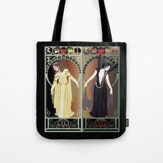 Legend Nouveau - Mirrored Tote Bag