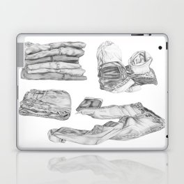 Denim Laptop & iPad Skin