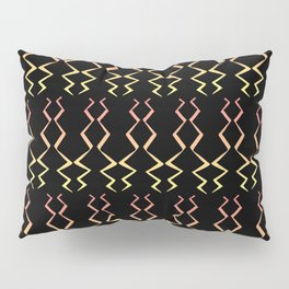 Thunder and abstraction-thunderbolt,thunder,storm,fire,ligthning,electric,rumble Pillow Sham