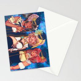 Bibi Astrology Sign Style Stationery Cards