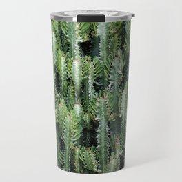 Candelabra Cactus Tree Travel Mug