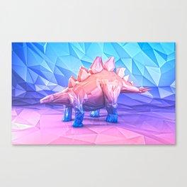 """DINO - """"STEGO""""( 1:8) Canvas Print"""