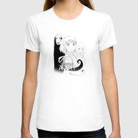 ghibli T-shirts featuring Spirited Away - Ghibli by KanaHyde