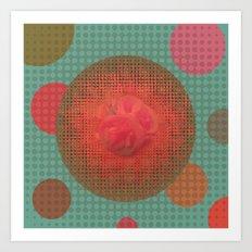 dreamy 2 Art Print