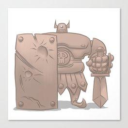 Armos Canvas Print