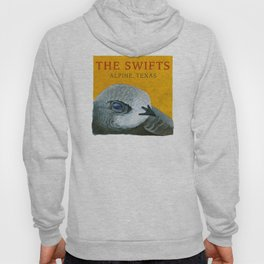 The Swifts - Alpine, Texas Swift Head Hoody