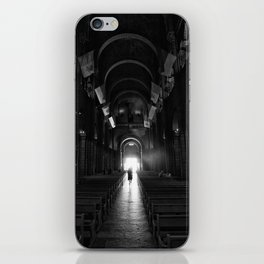 Cathedrale De Monaco - Saint Nicholas Cathedral I iPhone Skin