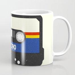 Black Cassette #2 Coffee Mug