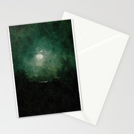 Midnight on the Road Stationery Cards