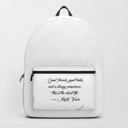 Quote 1 Backpack
