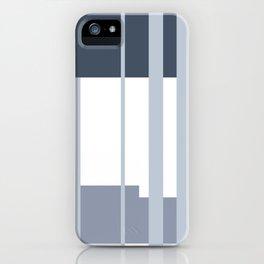 Mesa in Blue iPhone Case