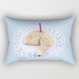 Chicken Birthday Rectangular Pillow
