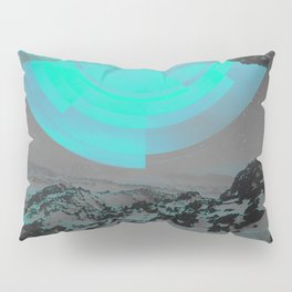 Neither Up Nor Down II Pillow Sham