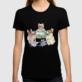 Many Mice Go 'Round T-shirt