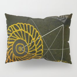 Looking for Ancestral Treasures Pillow Sham