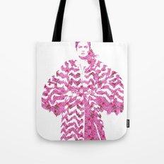 Chevron: Fashion Tote Bag