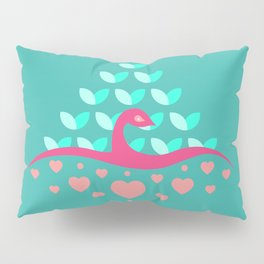 Be Beautiful - Be Colourful Peacock Pillow Sham