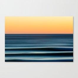 Epic Horizon by Ian Zamora Canvas Print