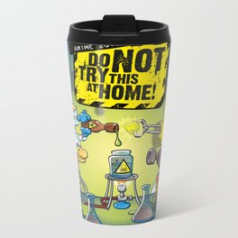 Anime 2015: Do Not Try This At Home! Metal Travel Mug