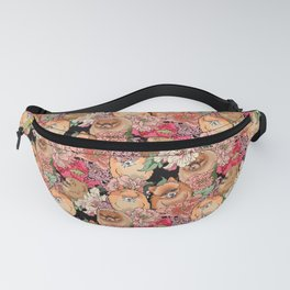 Because Pomeranians Fanny Pack