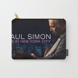PAUL SIMON LIVE IN NEW YORK CITY TOUR DATES 2019 KAMBOJA Carry-All Pouch