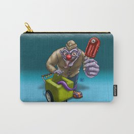 That weird guy by the corner... Carry-All Pouch