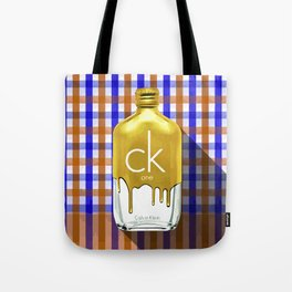 CK ONE GOLD_PA KAO MA01 Tote Bag