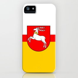flag of Lublin iPhone Case