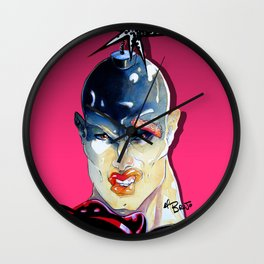 El Brujo  Wall Clock