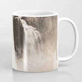Shoshone Falls in Twin Falls, Idaho Coffee Mug