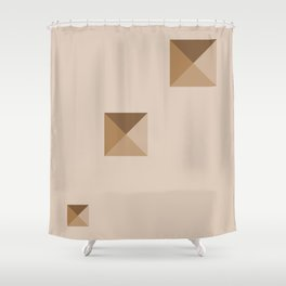 GIZA PYRAMIDS Shower Curtain