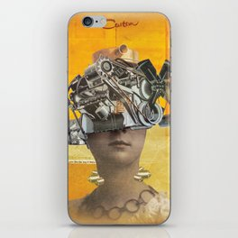 Motorhead 1 iPhone Skin