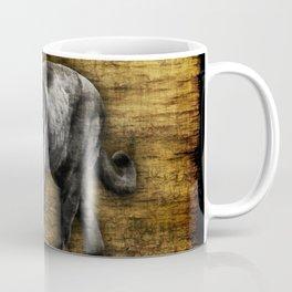 Wild Black Jaguar Coffee Mug