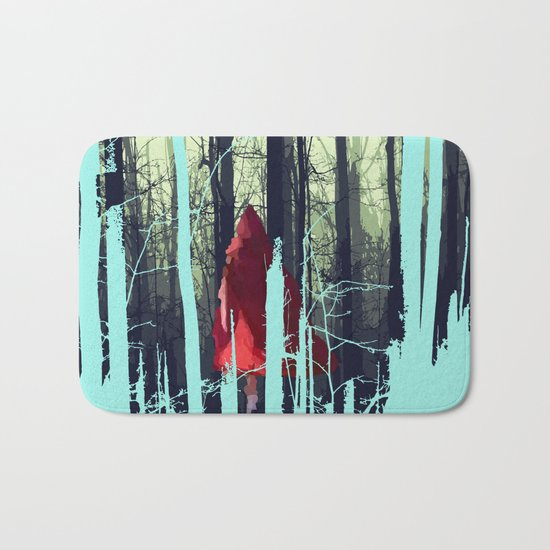 LittleRed Bath Mat
