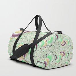 Eccentric Fractal Duffle Bag