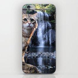 Bobby Joe <3 Waterfalls iPhone Skin