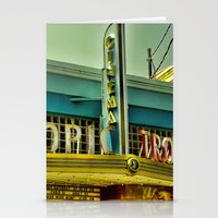 cinema Stationery Cards featuring Classic Cinema by AMKohls