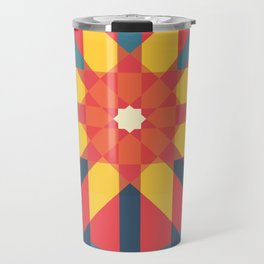 Venezuelan Pattern Travel Mug