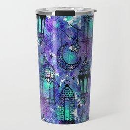 Ramadan Pattern Travel Mug