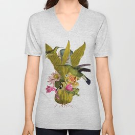 Magic Garden VII Unisex V-Neck