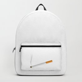 This Is Not A Pipe Backpack