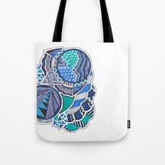Jazz Blues Tote Bag