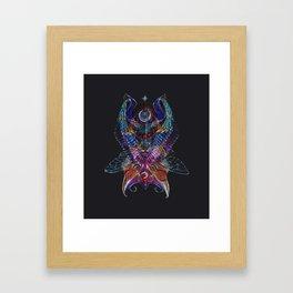 The Totem Entity Framed Art Print