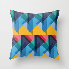 Crazy Abstract Stuff 2 Throw Pillow