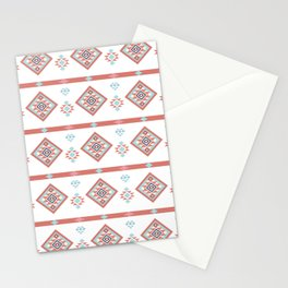 AFE Geometric Tribal Stationery Cards